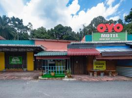 OYO 89921 Motel New Bay Sg. Lembing, hotel in Sungai Lembing