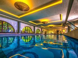 Budapest Airport Hotel Stáció Superior Wellness & Konferencia, hotel Budapest Liszt Ferenc Nemzetközi Repülőtér - BUD környékén