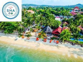 Secret Garden Beach Resort, отель в городе Пляж Банг Рак
