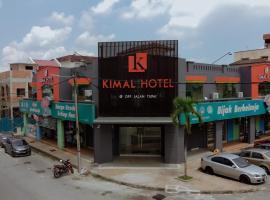 Kimal Hotel Jalan Tupai, hotel in Taiping