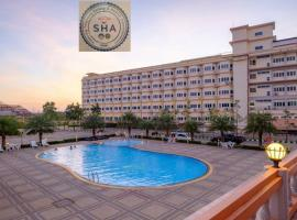 Siamgrand Hotel, hotel in Udon Thani