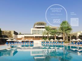 فندق راديسون بلو، الكويت، فندق في الكويت