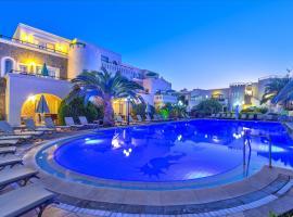 Hotel Castle Suites, hotel in Platanias
