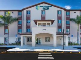 WoodSpring Suites Miramar, hotel em Miramar