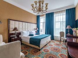 Nevskiy Eclectic by AKYAN, отель в Санкт-Петербурге
