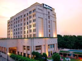 Radisson Hotel Varanasi, hotel in Varanasi