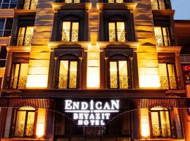 Endican Beyazit Hotel, hotel poblíž významného místa Velký bazar, Istanbul