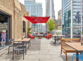 Virgin Hotels Chicago, accommodation in Chicago