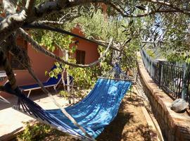 Case Vacanze Parco nel Sole, villa in Palinuro