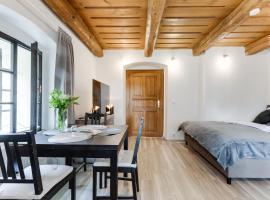 Widtman apartment, апарт-отель в Праге