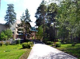 Санаторий Парус, spa hotel in Berdsk