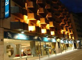 Hotel President, hotel spa en Andorra la Vella