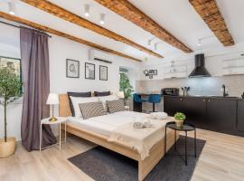 Grota apartments in the center, apartment in Rijeka