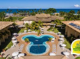 Hotel Aldeia da Praia, hotel in Ilhéus