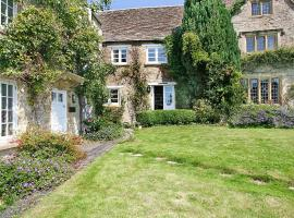 16th Century, Grade II Listed Cotswold's stone cottage, villa in Burford