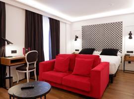 Hotel Colón Plaza, отель в Вальядолиде