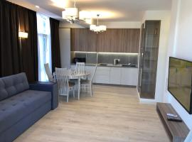 GeoApart, Новые комфортабельные апартаменты у моря, апартаменты/квартира в Адлере