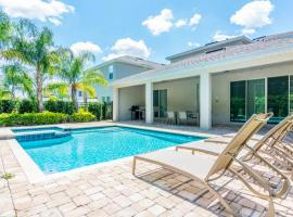 Gorgeous Single Home with private pool at Encore Resort EC7463, vacation home in Orlando