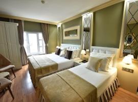 Sunlight Hotel & SPA, отель в Стамбуле