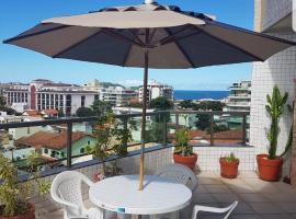 Cobertura Duplex em Cabo Frio, apartment in Cabo Frio