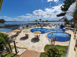 LAKE SIDE - VISTA DO LAGO, hotel in Brasilia