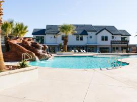 Ocotillo 70 Red Mountain View Resort, Private Pool & Hot Tub, vacation home in Santa Clara