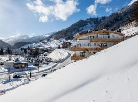 Appartements Plaija, pet-friendly hotel in Sankt Anton am Arlberg