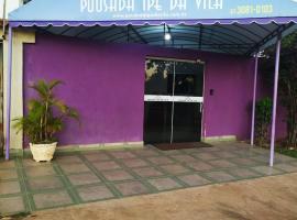 Pousada Ipê da Vila, hotel near Square of the Three Powers, Brasilia