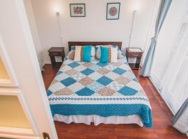 Apart Quinta Vergara frente a Gustavo Fricke, apartamento en Viña del Mar