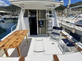 Cullati dal mare Deluxe-b&b on board, boat in Salerno