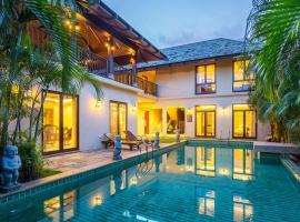 Sanya Yalong Bay Villas & Spa, hotel a Sanya