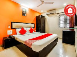OYO 46806 Sg Comforts, hotel near Rajiv Gandhi International Airport - HYD, Hyderabad
