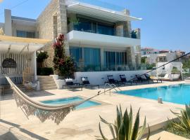 Made of Blue luxury suites collection, pet-friendly hotel in Rethymno Town