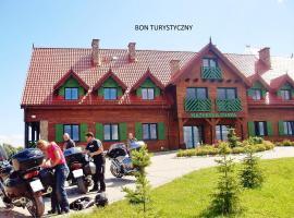 Hotelik Mazurska Chata-close to aquapark, lake,beach,city-10 min – obiekt B&B w mieście Mikołajki