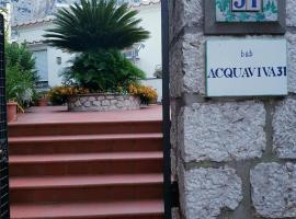 Acquaviva 31, B&B in Capri