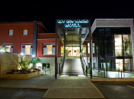 Rey Don Sancho, hotel in Zamora