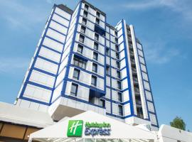 Holiday Inn Express Moscow - Khovrino, hotel near Khimki Basketball Centre, Moscow