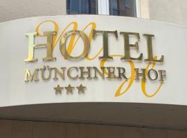 Hotel Münchner Hof, hotel in Frankfurt/Main