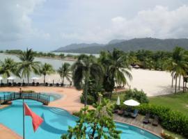 Langkawi d'gulf resort, hotel in Pantai Cenang