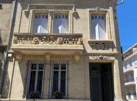 La Villa Desvaux de Marigny, boutique hotel in Bordeaux
