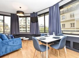 CMG Résidence Opéra, self catering accommodation in Paris