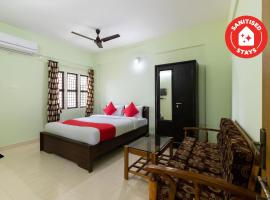 OYO 47086 Mount Carmel Elite, hotel near Mangalore International Airport - IXE, Mangalore