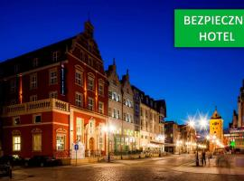 Hotel Elbląg, pet-friendly hotel in Elblag