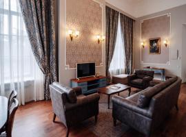 Исторический Бутик отель Дворянское собрание, отель в Туле