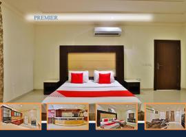 قصر اليمامة للاجنحة الفندقية-فرع الشميسى, hotel perto de Murabba Palace, Riyadh