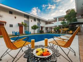 Hotel Isabel, hotel in Guadalajara