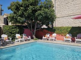Hôtel Sous les Figuiers, hotel near Servanes Golf Course, Saint-Rémy-de-Provence
