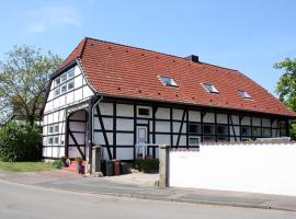 """Suite """"Herrenhausen"""" - stilvolles Apartment in Fachwerkhaus, Ferienwohnung in Hannover"""
