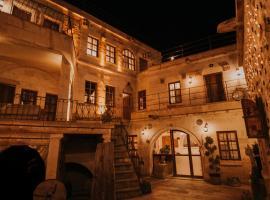 Cappadocia Eagle Cave Inn, отель в Невшехире