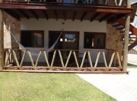 Chalés Coqueiro Village, hotel with pools in Luis Correia